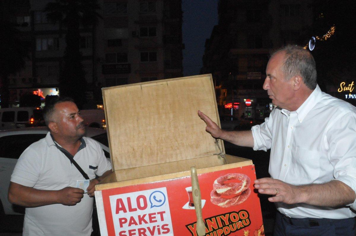Muharrem İnce den Kılıçdaroğlu na televizyona çıkma teklifi #2