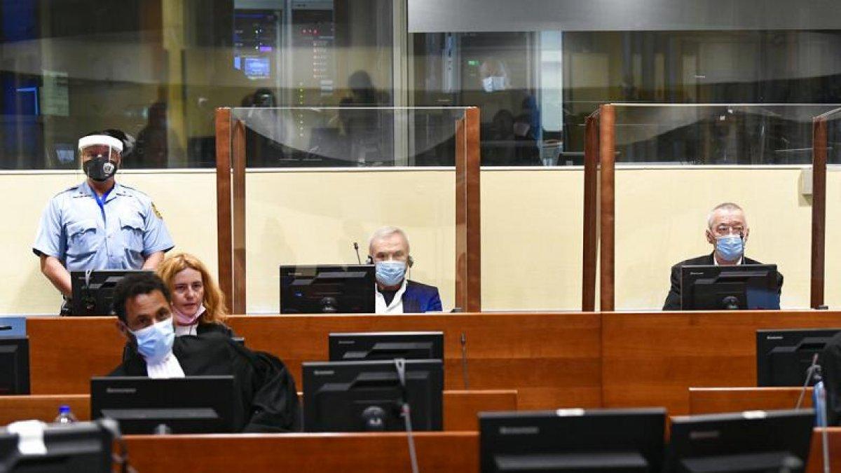 Miloseviç in yardımcıları Stanisic ve Simatovic e 12 şer yıl hapis #3