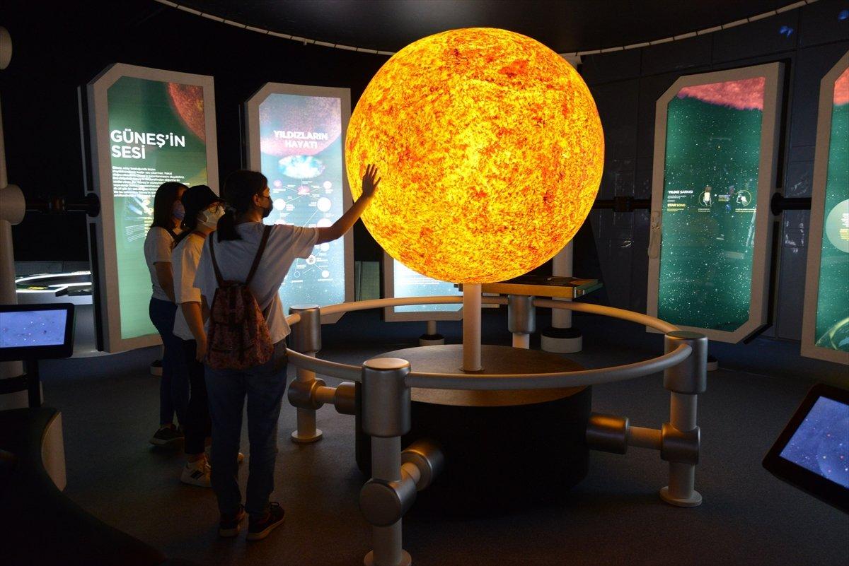 Gökmen Uzay Havacılık Eğitim Merkezi, ziyaretçilerini ağırlıyor #6