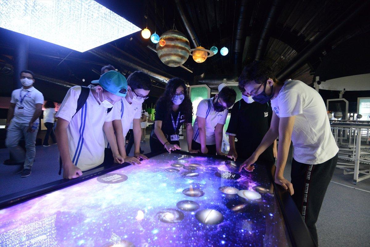 Gökmen Uzay Havacılık Eğitim Merkezi, ziyaretçilerini ağırlıyor #10