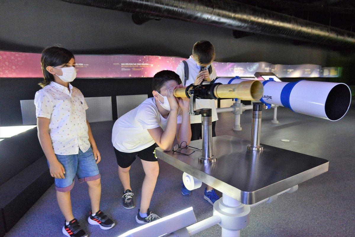 Gökmen Uzay Havacılık Eğitim Merkezi, ziyaretçilerini ağırlıyor #9