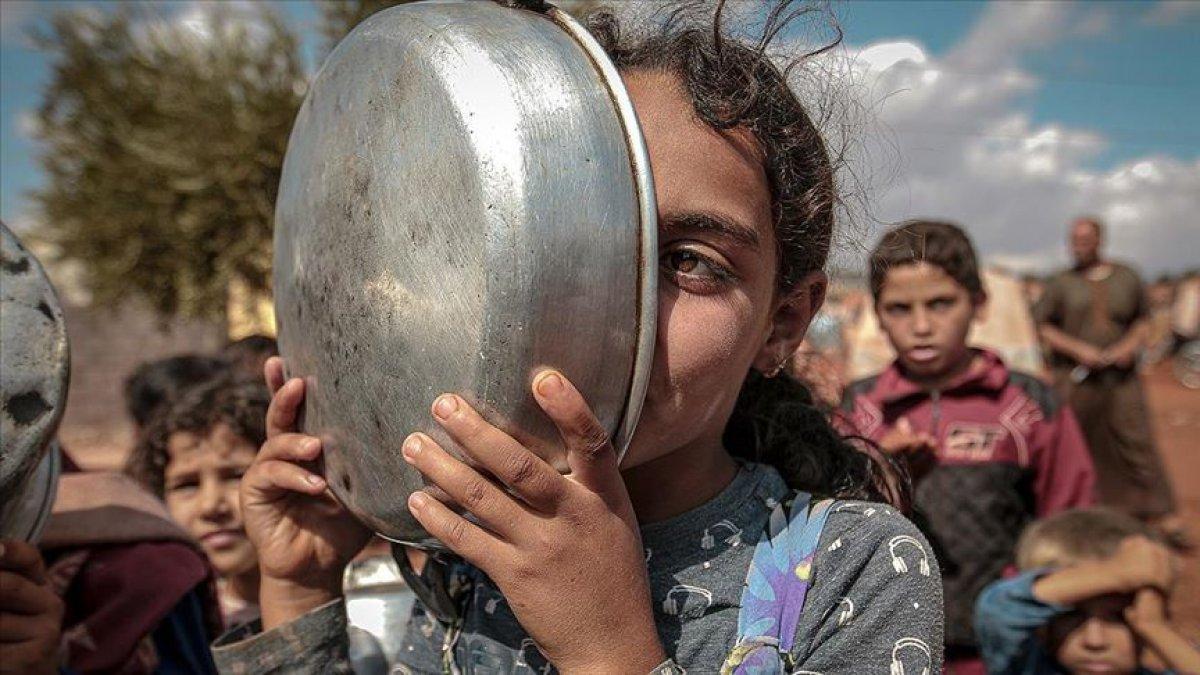 Suriye de YPG nin kontrolündeki hapishanelerde yüzlerce çocuk tutuluyor #1