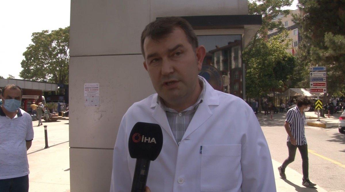 İBB'nin ücretsiz ulaşım hakkını kaldırmasına sağlık çalışanlarından tepki #1