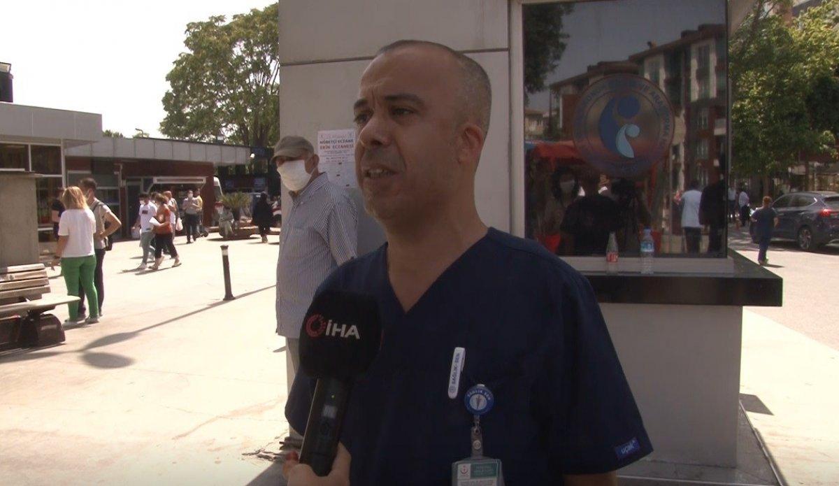 İBB'nin ücretsiz ulaşım hakkını kaldırmasına sağlık çalışanlarından tepki #2