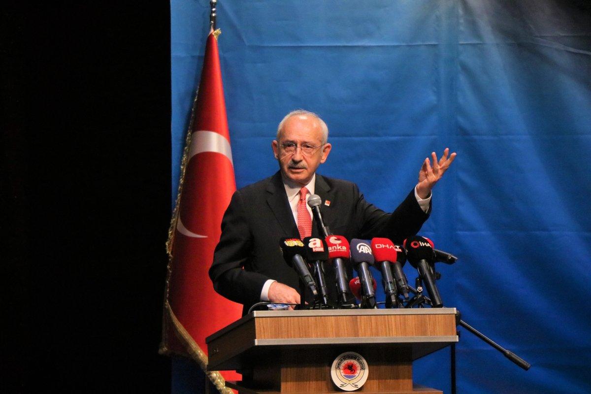 Kemal Kılıçdaroğlu nun  özel jetli  Samsun ziyareti  #3