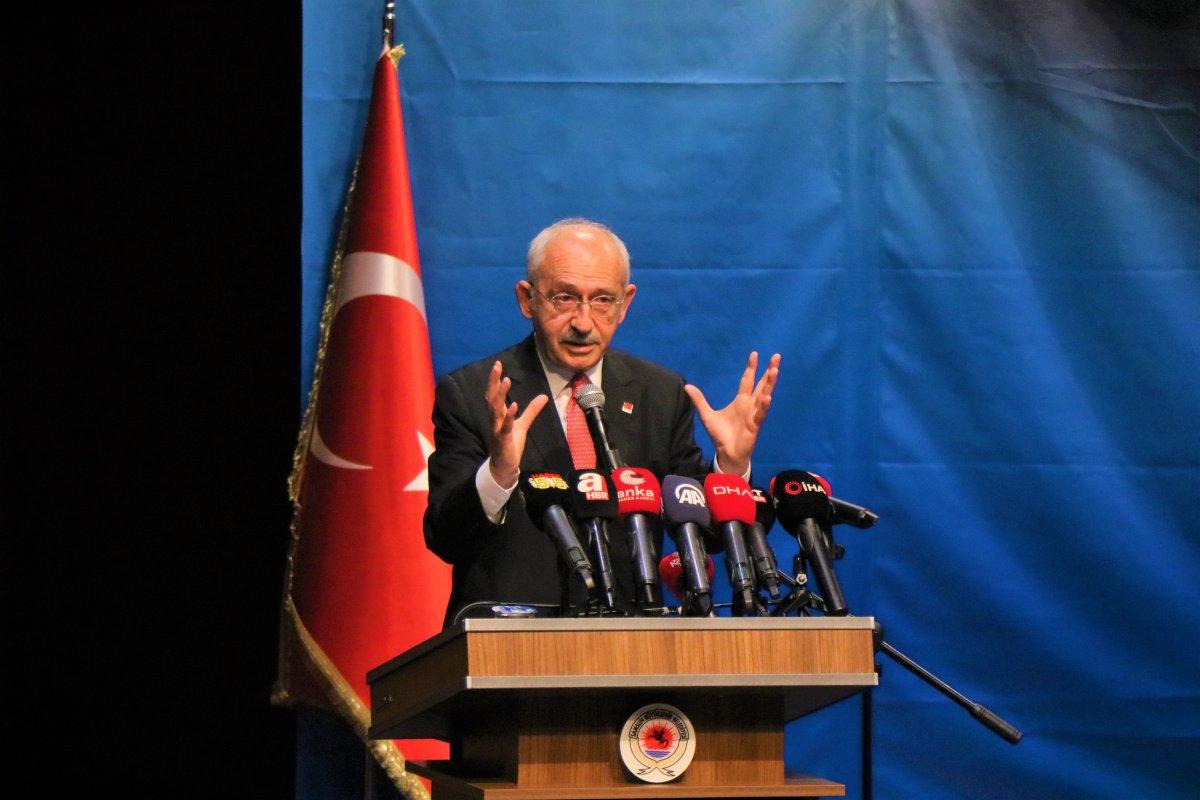 Kemal Kılıçdaroğlu nun  özel jetli  Samsun ziyareti  #4