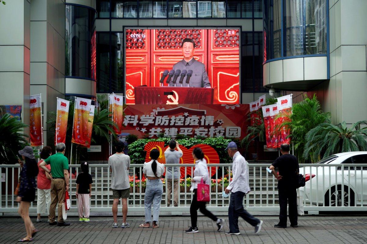 Şi Cinping: Çin, yabancı güçlerin zorbalığına izin vermeyecek #2