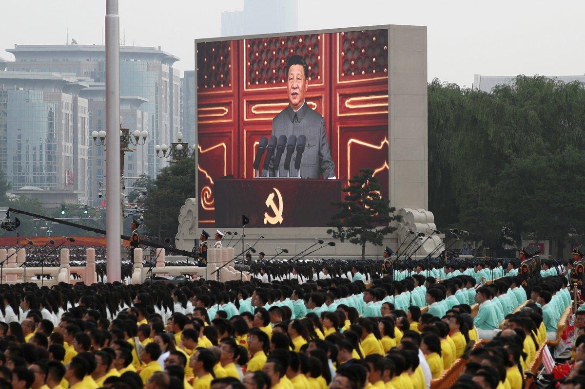 Şi Cinping: Çin, yabancı güçlerin zorbalığına izin vermeyecek #1