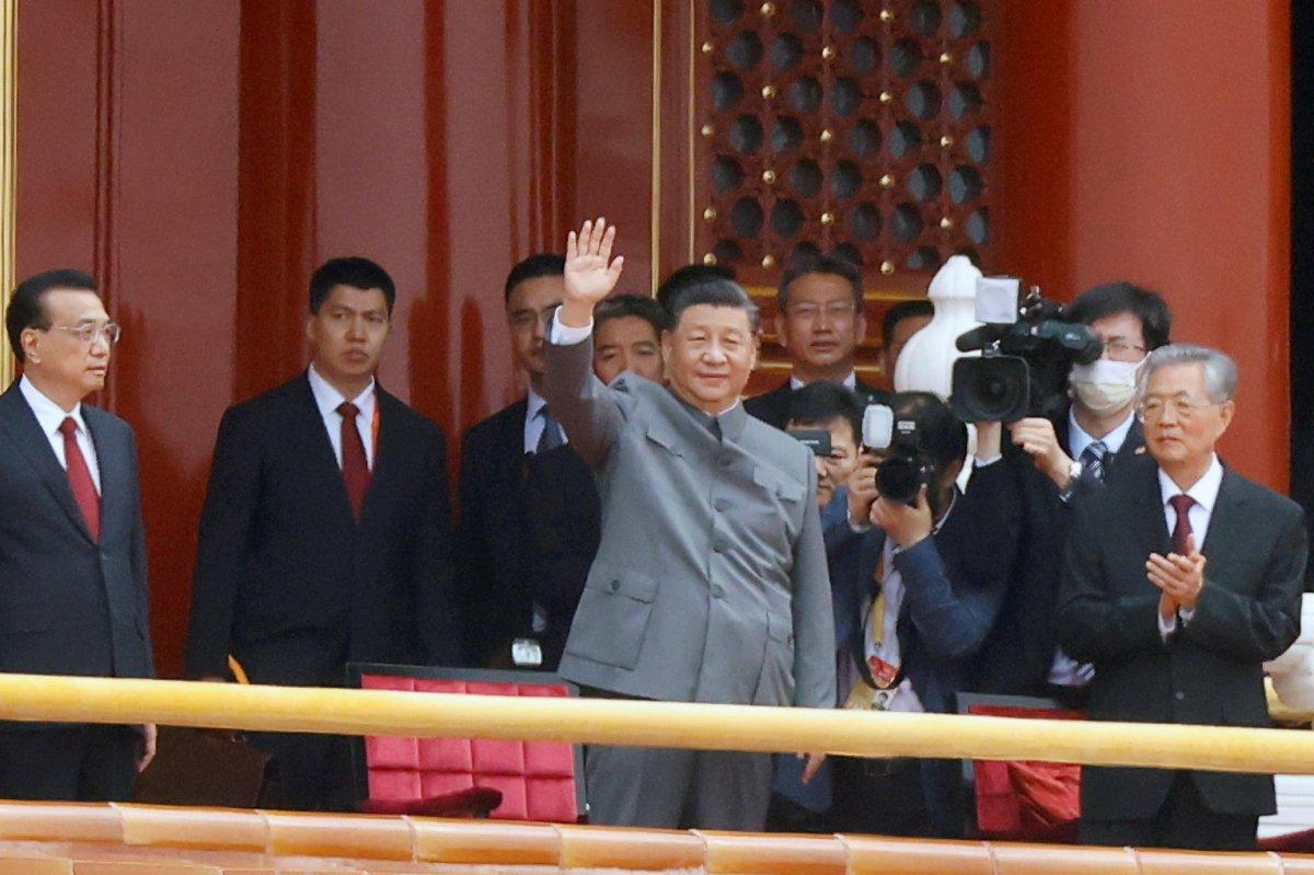 Şi Cinping: Çin, yabancı güçlerin zorbalığına izin vermeyecek #4