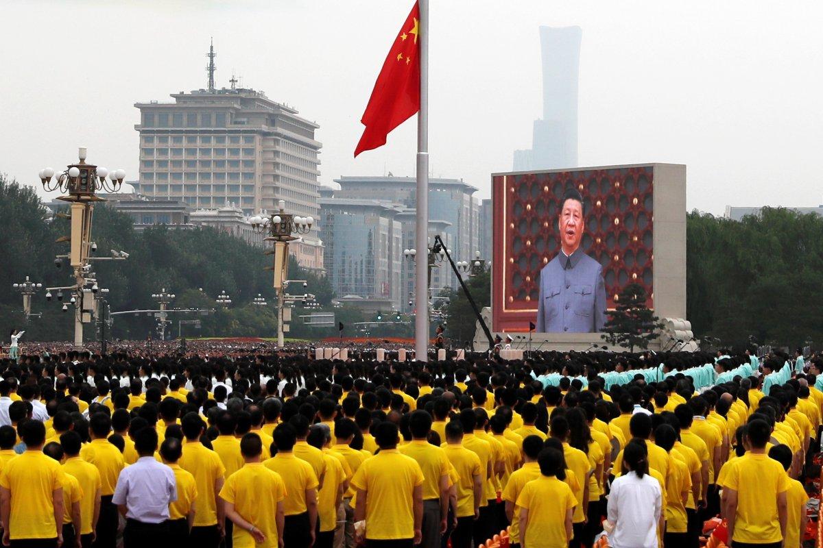 Şi Cinping: Çin, yabancı güçlerin zorbalığına izin vermeyecek #3