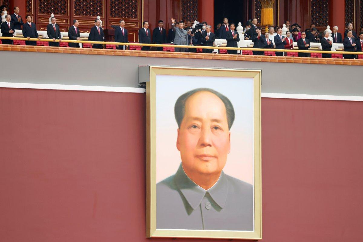 Şi Cinping: Çin, yabancı güçlerin zorbalığına izin vermeyecek #5