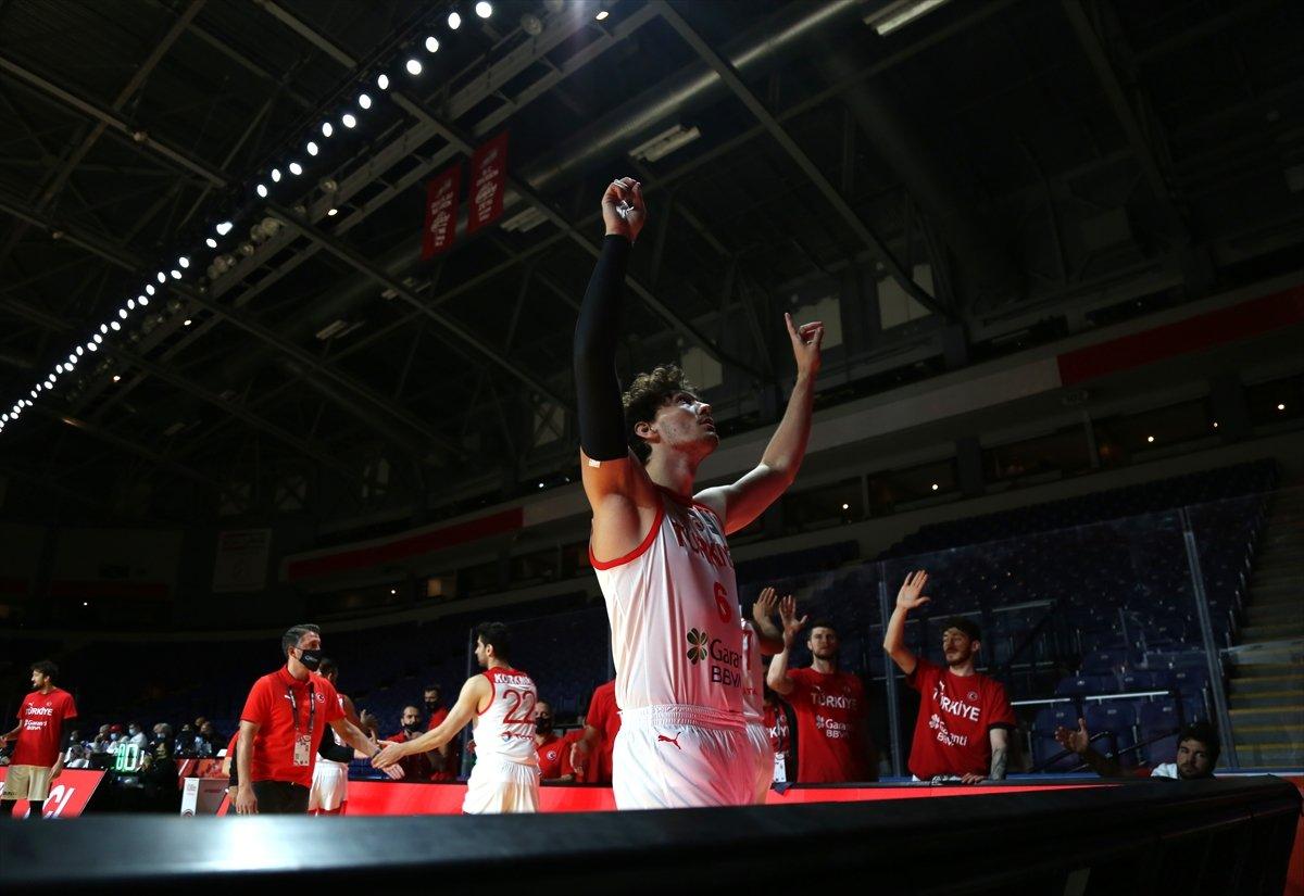 Türkiye FIBA Olimpiyat Elemeleri nde Çekya yı yendi #2