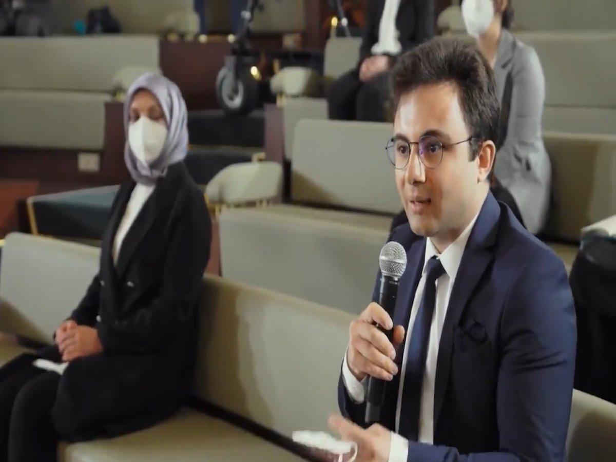 Cumhurbaşkanı Erdoğan Kanal İstanbul un önemini anlattı #5