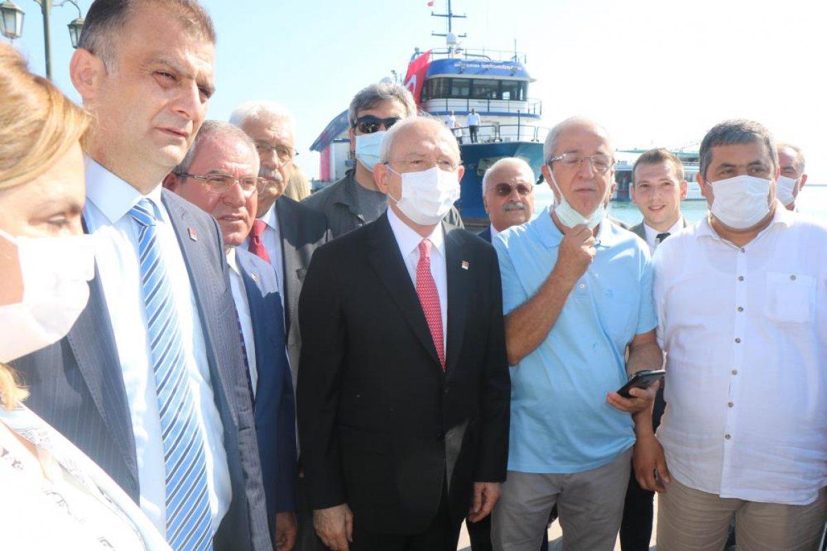 CHP gemisi sahilleri dolaşarak seçmeni dinleyecek #3