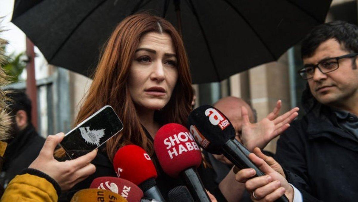 Deniz Çakır, başörtülü kadınlara hakaret davasında beraat etti #1