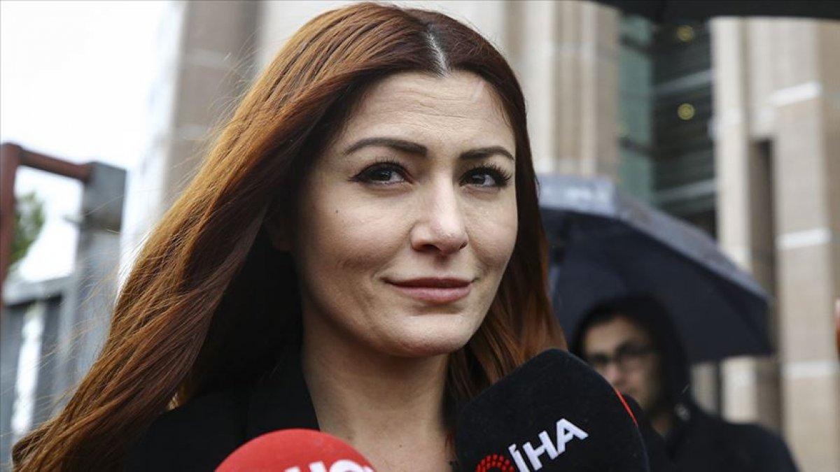 Deniz Çakır, başörtülü kadınlara hakaret davasında beraat etti #2