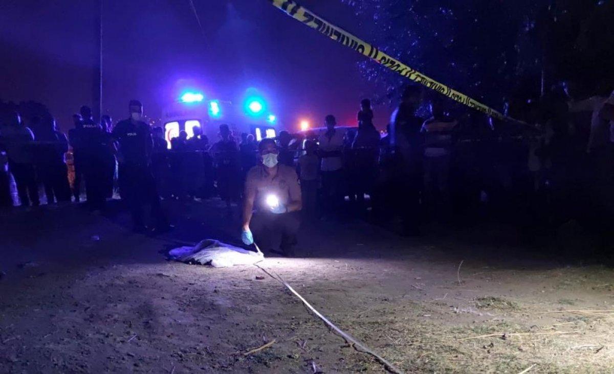 Osmaniye de, freni boşalan minibüsün altında kalan çocuk öldü #2