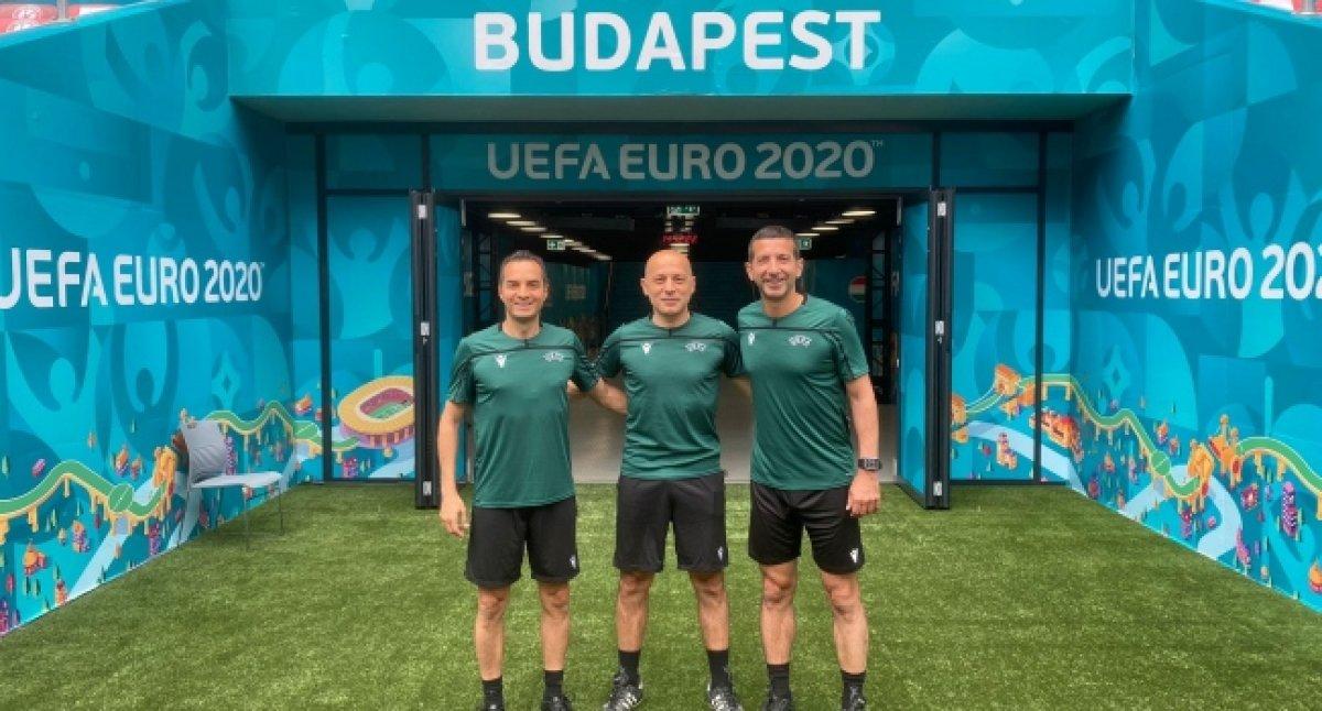 Cüneyt Çakır, EURO 2020 finalini yönetebilir #6