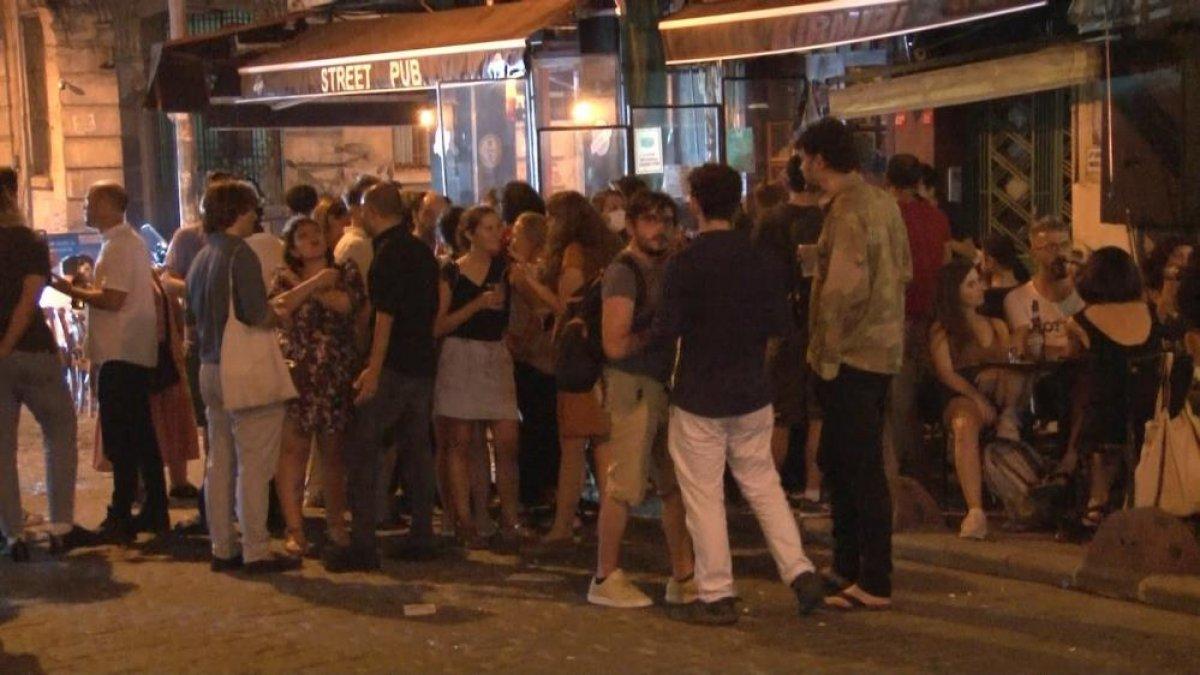 Normalleşme dönemi başladı, İstanbul da mekanlar doldu #1