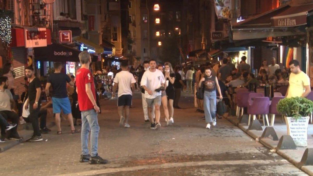 Normalleşme dönemi başladı, İstanbul da mekanlar doldu #4