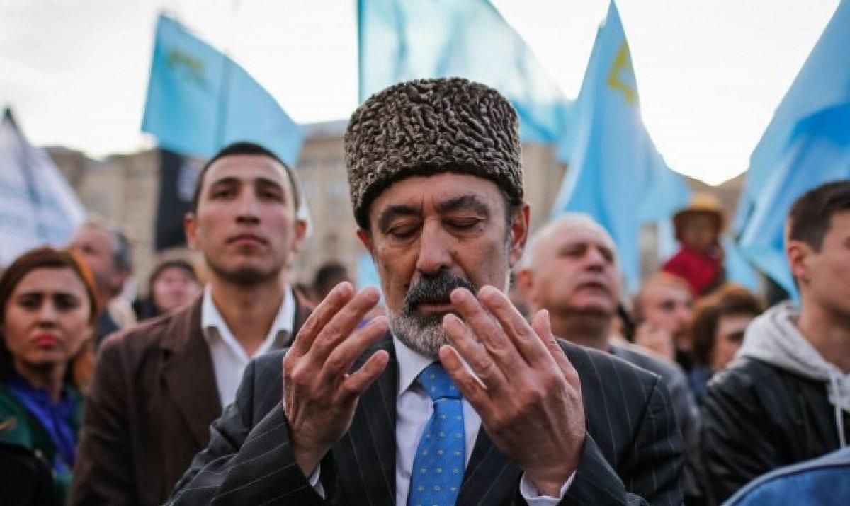 Ukrayna'da Kırım Tatar Türkleri, 30 yıl sonra  yerli halk  olarak kabul edildi #4