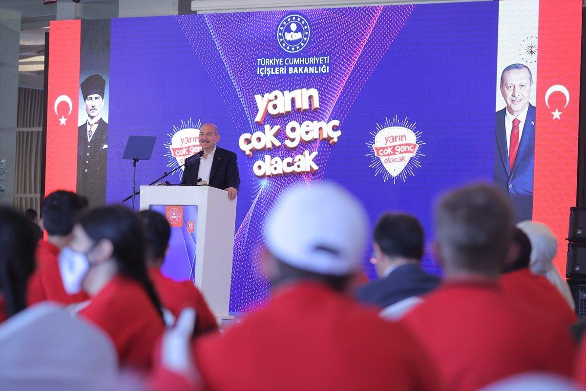 İçişleri Bakanı Süleyman Soylu: Güçlü ve büyük bir medeniyetin çocuklarıyız #3