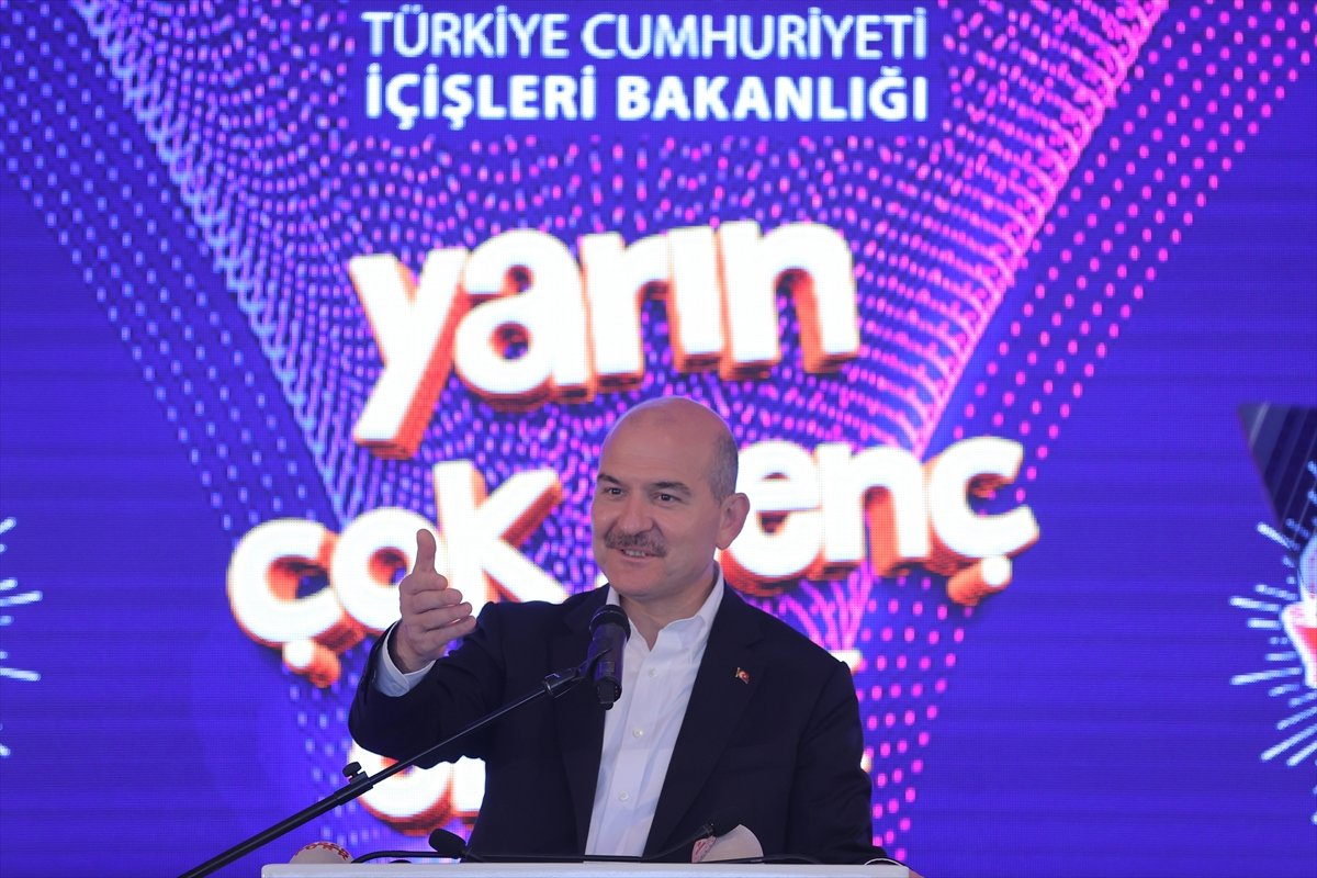İçişleri Bakanı Süleyman Soylu: Güçlü ve büyük bir medeniyetin çocuklarıyız #1