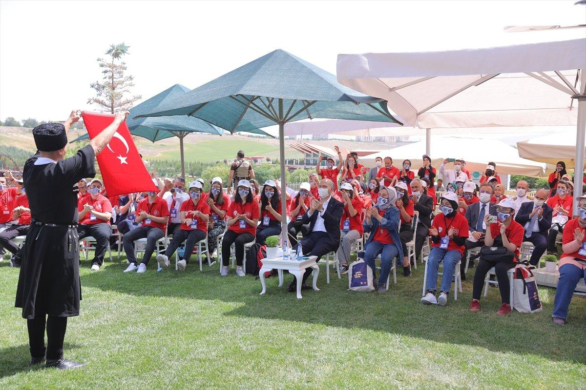 İçişleri Bakanı Süleyman Soylu: Güçlü ve büyük bir medeniyetin çocuklarıyız #9