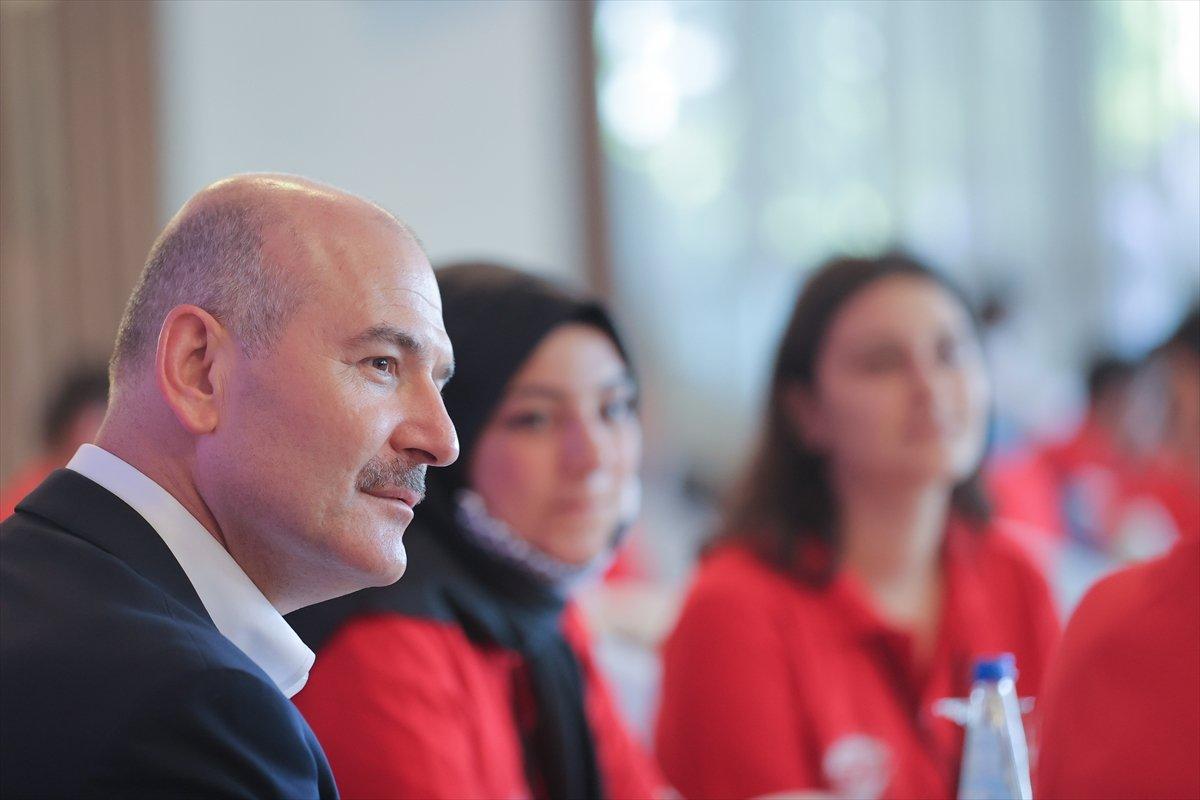 İçişleri Bakanı Süleyman Soylu: Güçlü ve büyük bir medeniyetin çocuklarıyız #5