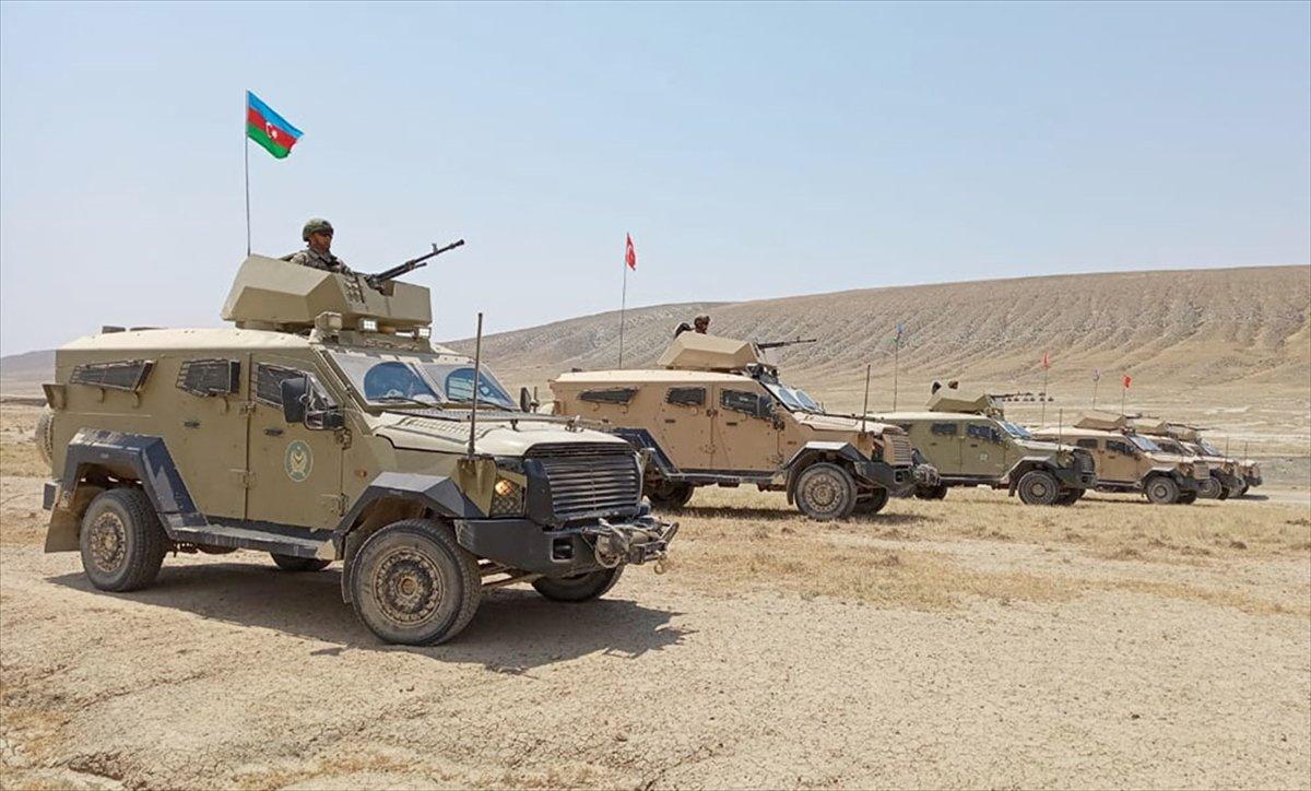 Türkiye ve Azerbaycan dan askeri tatbikat #3