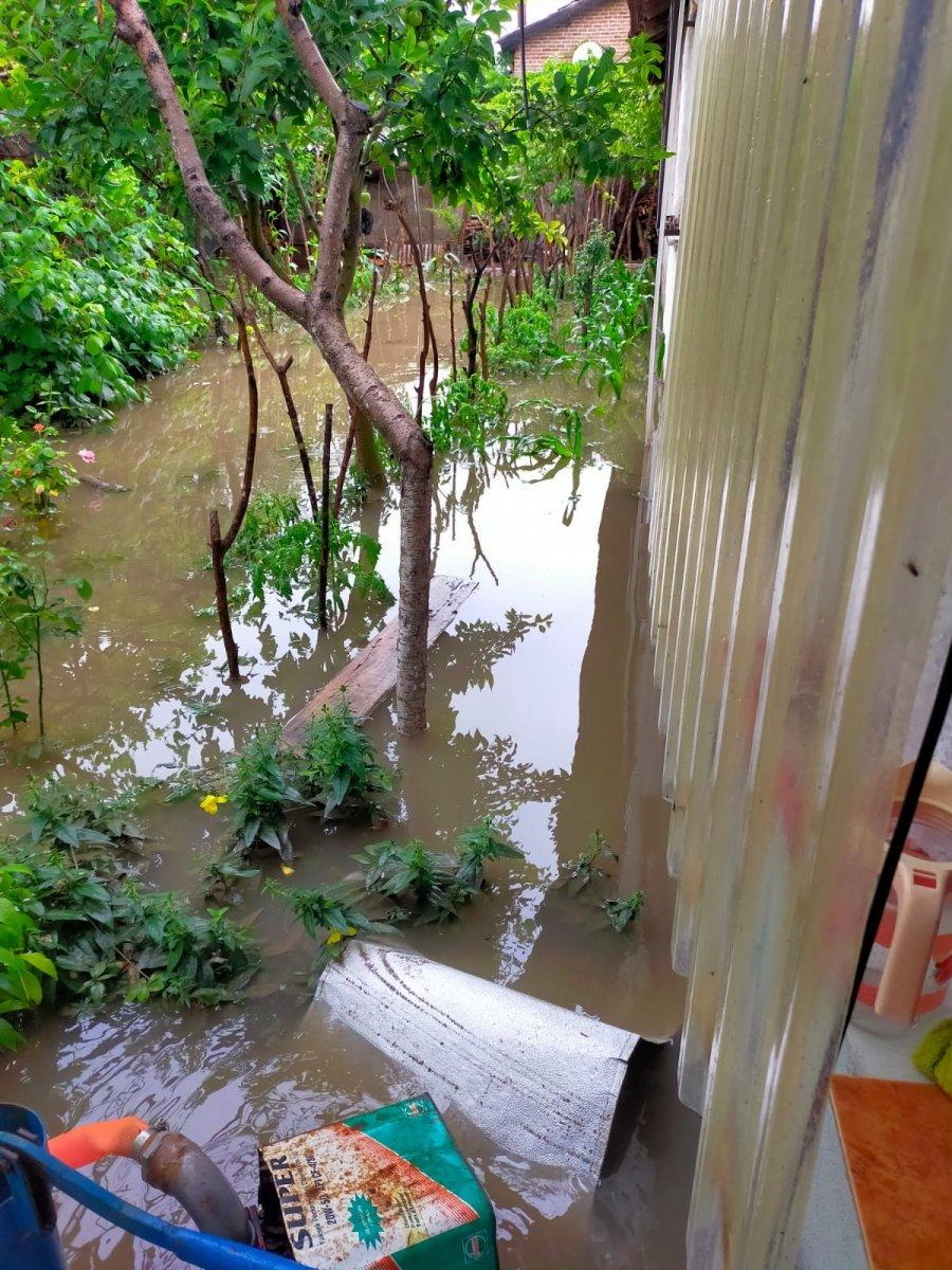 Bursa da sağanak sele sebep oldu #3