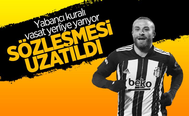 Beşiktaş Gökhan Töre ile anlaştı