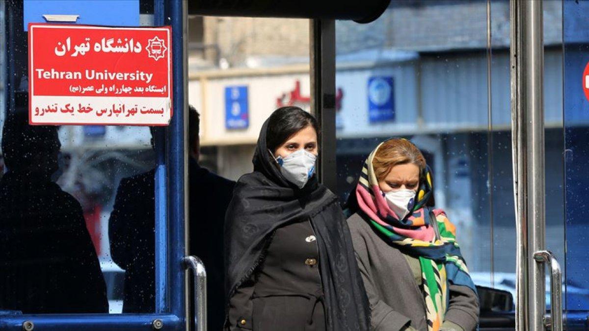 İran'da koronavirüs kısıtlamaları geri geliyor #1