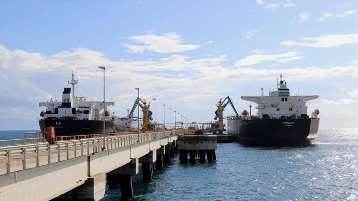 BTC ham petrol boru hattından 3.6 milyar varil petrol taşındı #1
