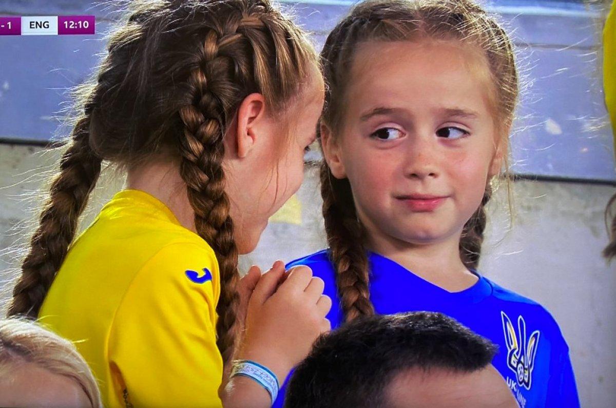 EURO 2020 de Ukrayna yı eleyen İngiltere yarı finalde #7