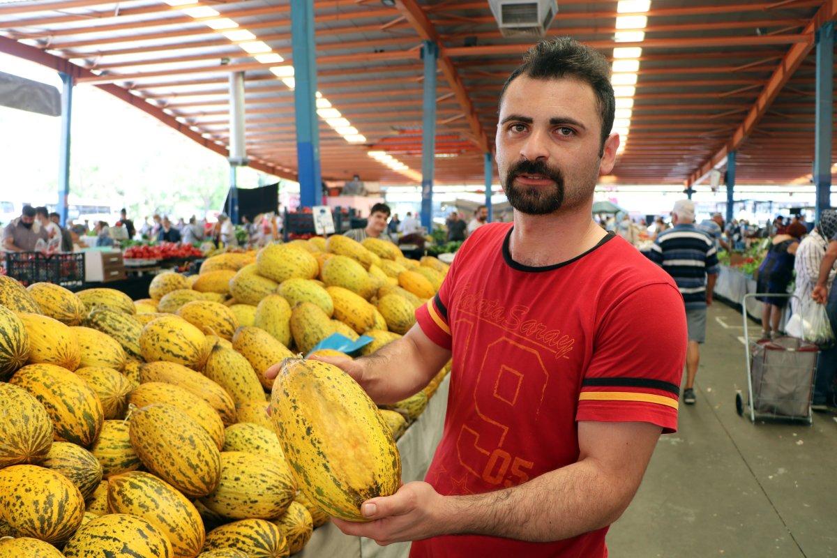 Adana da sıcaklık 40 derece: Meyve ve sebzeler zarar gördü  #5