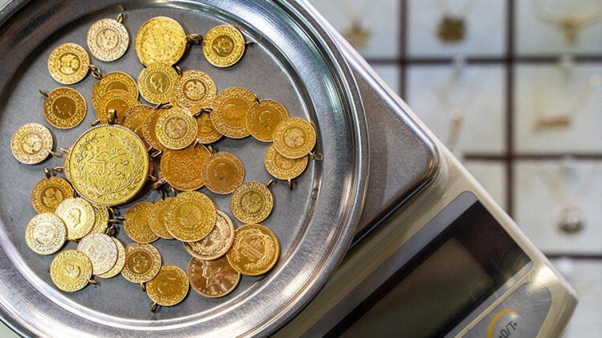 Altın fiyatlarında hareketlilik sürüyor! Bugün gram, çeyrek, yarım, tam altın ne kadar? #1