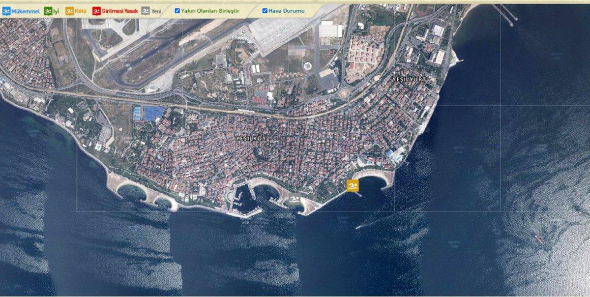 Su kalitesi ölçümlerinde Antalya nın sahilleri liste birincisi  #3