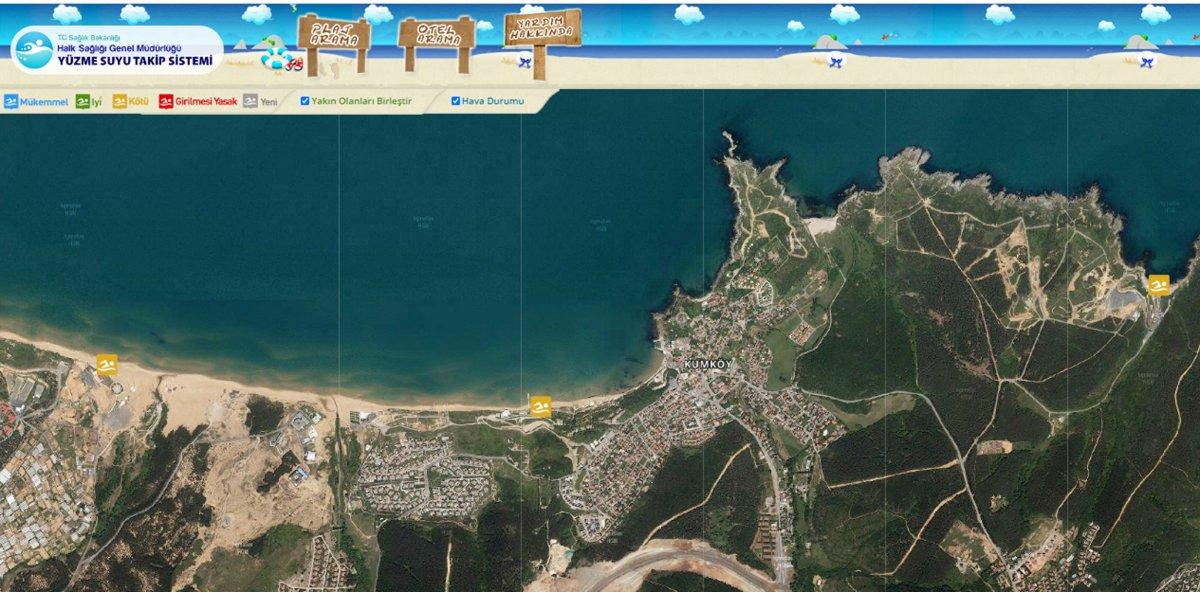 Su kalitesi ölçümlerinde Antalya nın sahilleri liste birincisi  #5