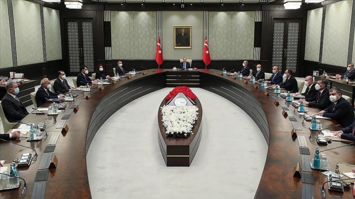 Cumhurbaşkanlığı Kabinesi bugün toplanacak #2