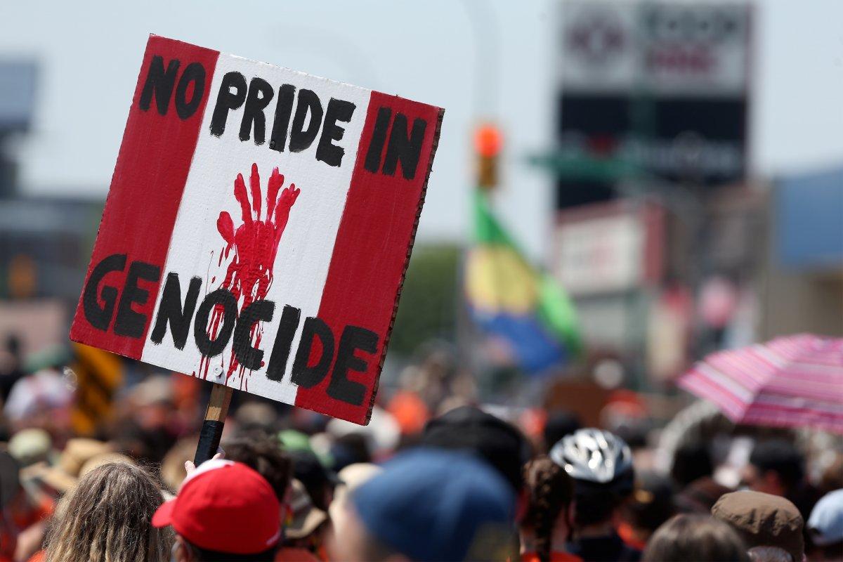 Kanadalı yerli liderler, Katolik kilisesinin boykot edilmesi çağrısı yaptı #7
