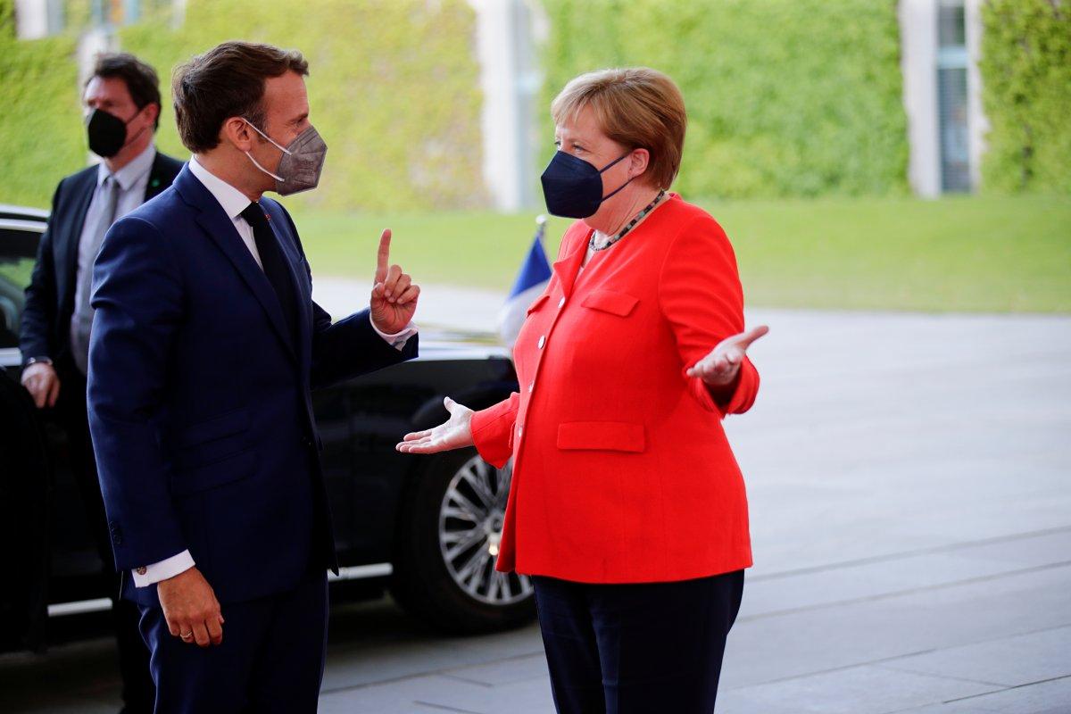 Fransa da halkın çoğunluğu AB ye karşı #1