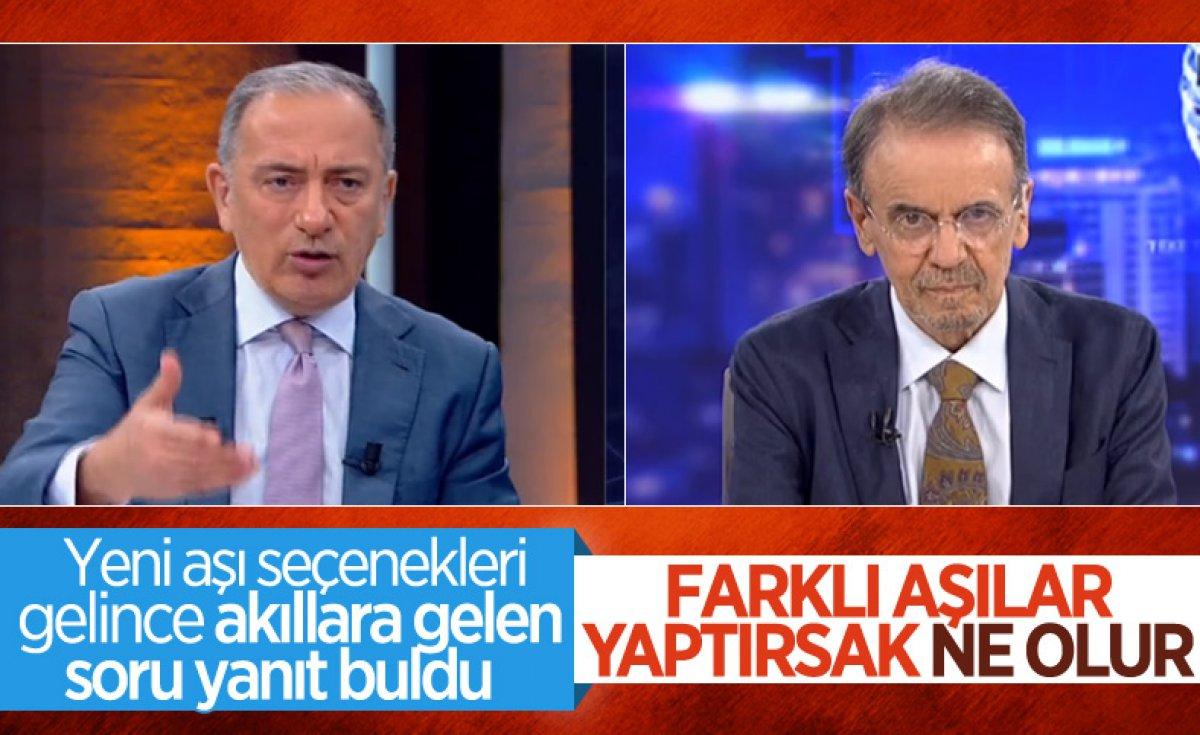 Mehmet Ceyhan: İki cahilin yazısıyla aşı hakkında fikir sahibi olmayın #3