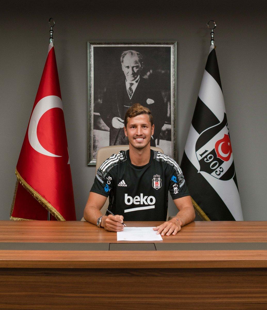 Beşiktaş Salih Uçan ı açıkladı #2