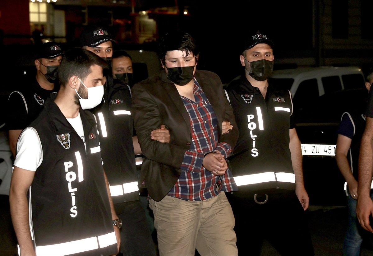 Tosuncuk lakaplı Mehmet Aydın ın ilk ifadesi #2