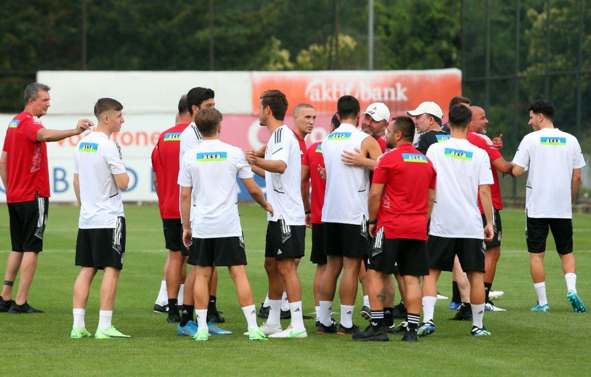 Beşiktaş, yeni sezon hazırlıklarına başladı #3