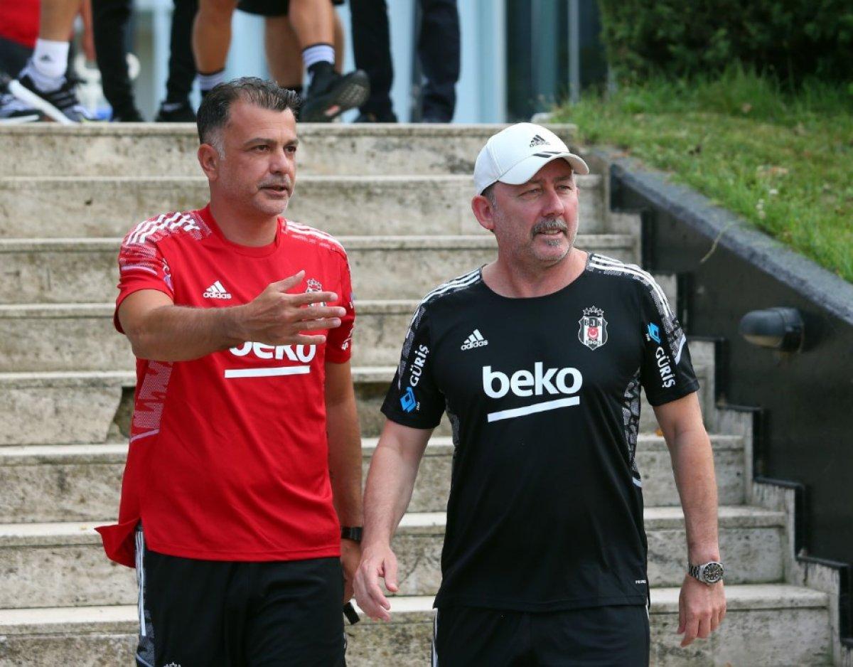 Beşiktaş, yeni sezon hazırlıklarına başladı #4