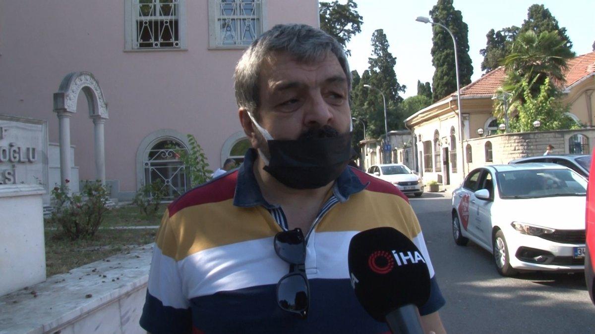 Hüseyin Nihal Atsız'ın mezarına saldırı #5