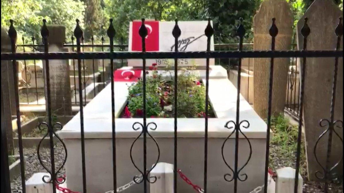 Hüseyin Nihal Atsız'ın mezarına saldırı #3
