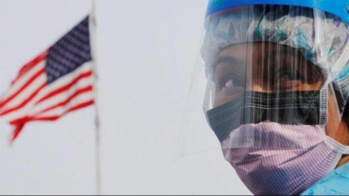 ABD de son 24 saatte 35 kişi koronavirüs nedeniyle hayatını kaybetti #1